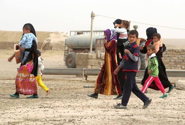 Regresan a Mosul las primeras familias cristianas