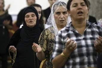 Patriarcado caldeo rechaza a cristianos de los grupos paramilitares