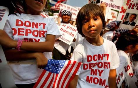 Preocupa situación a niños migrantes
