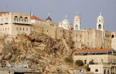 Se reúnen delegación de parlamentarios rusos en Siria con religiosos