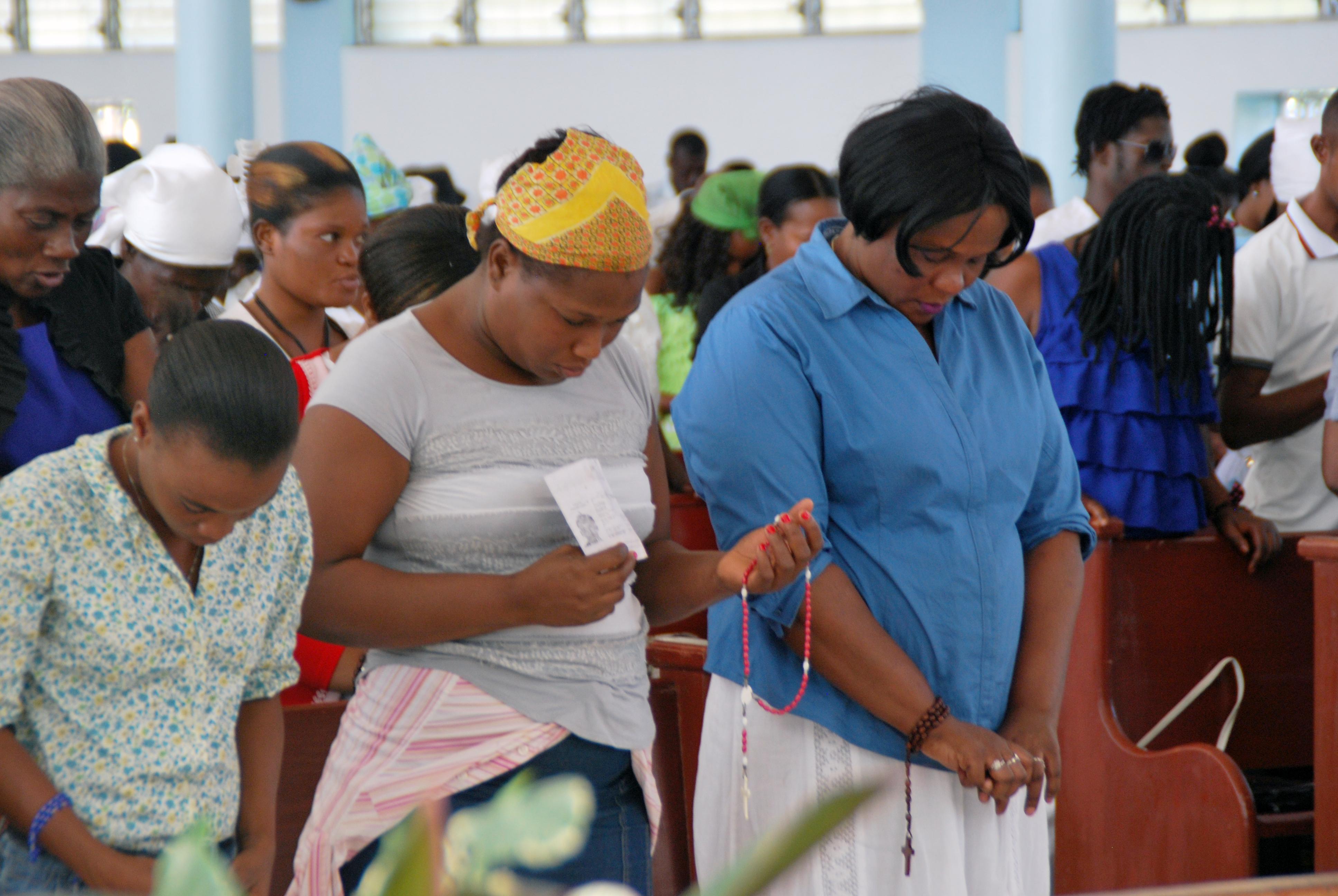 ACN visita Haití, hace balance de ayuda y necesidades en la zona