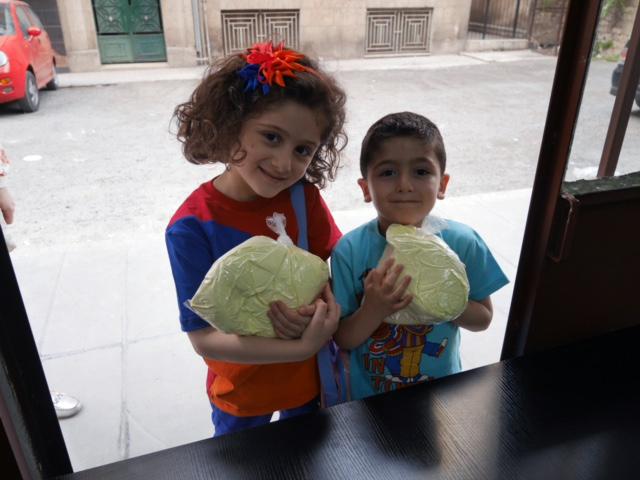 """SOS """"Gota de leche"""" para los niños de Alepo"""