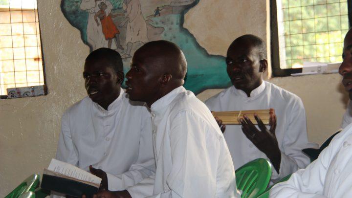 Pictures of the minor seminary St. John Paul II in Tombura Yambio