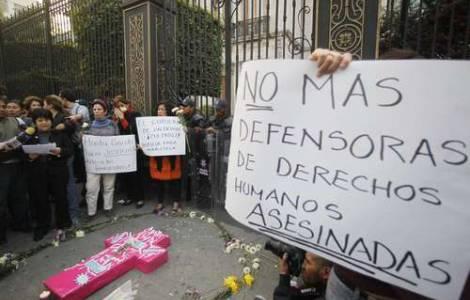 México entre los países más afectados por abusos e impunidad en violaciones de derechos humanos