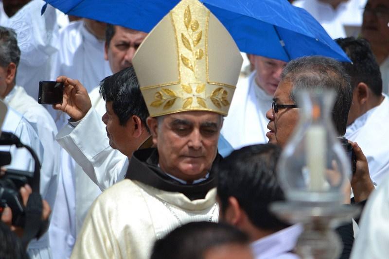 Obispo busca la paz en Guerrero
