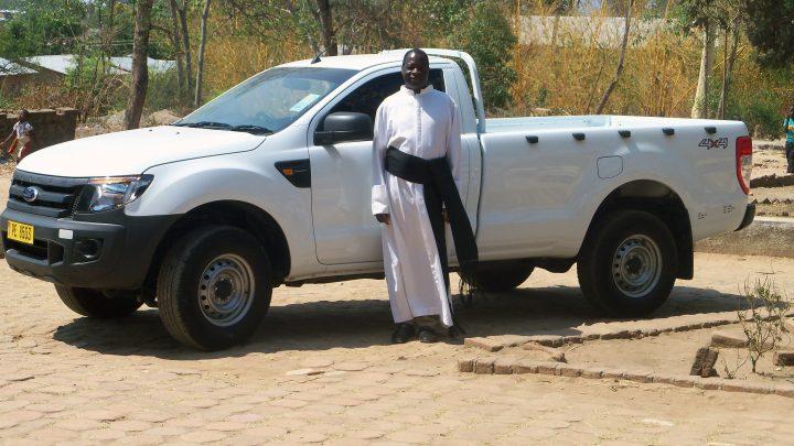 MALAWI / BLANTYRE 15/00288 Vehicle for pastoral work in St Paul Mwanza Catholic Parish Begeca