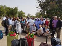 Delegación de ACN visita diócesis afectadas por Boko Haram en Nigeria