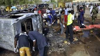 Se registra atentado en un campo de refugiados de Nigeria