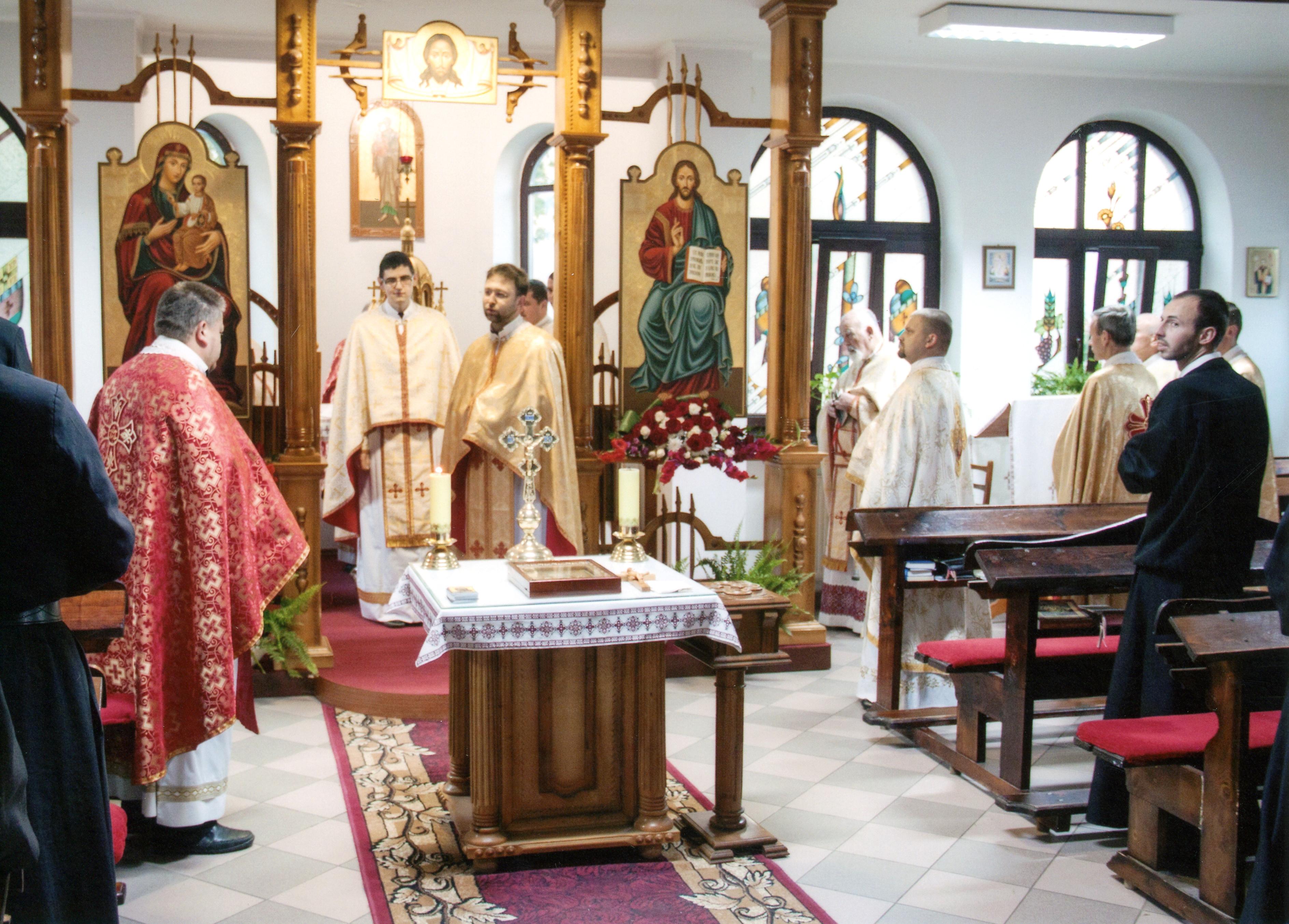 Proyecto de mes: Formación para 49 religiosos en Ucrania