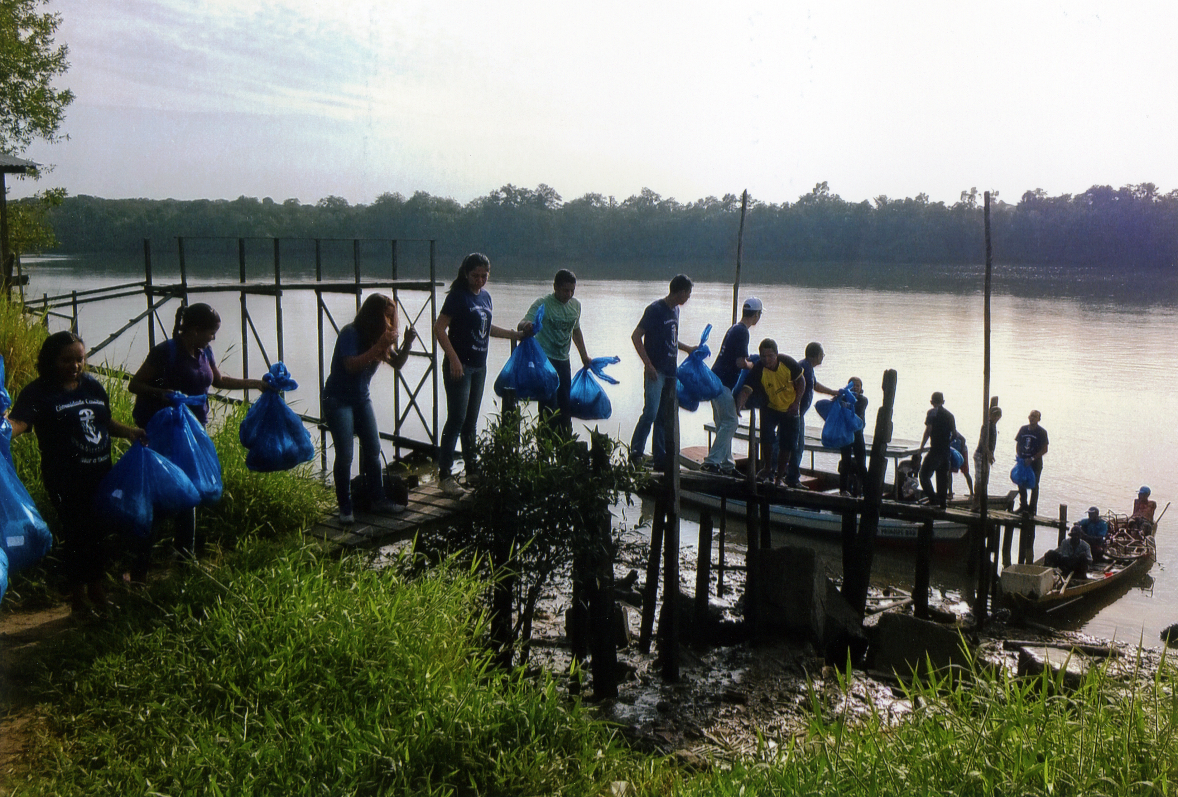 Proyecto: Una barca para la pastoral en la Amazonia