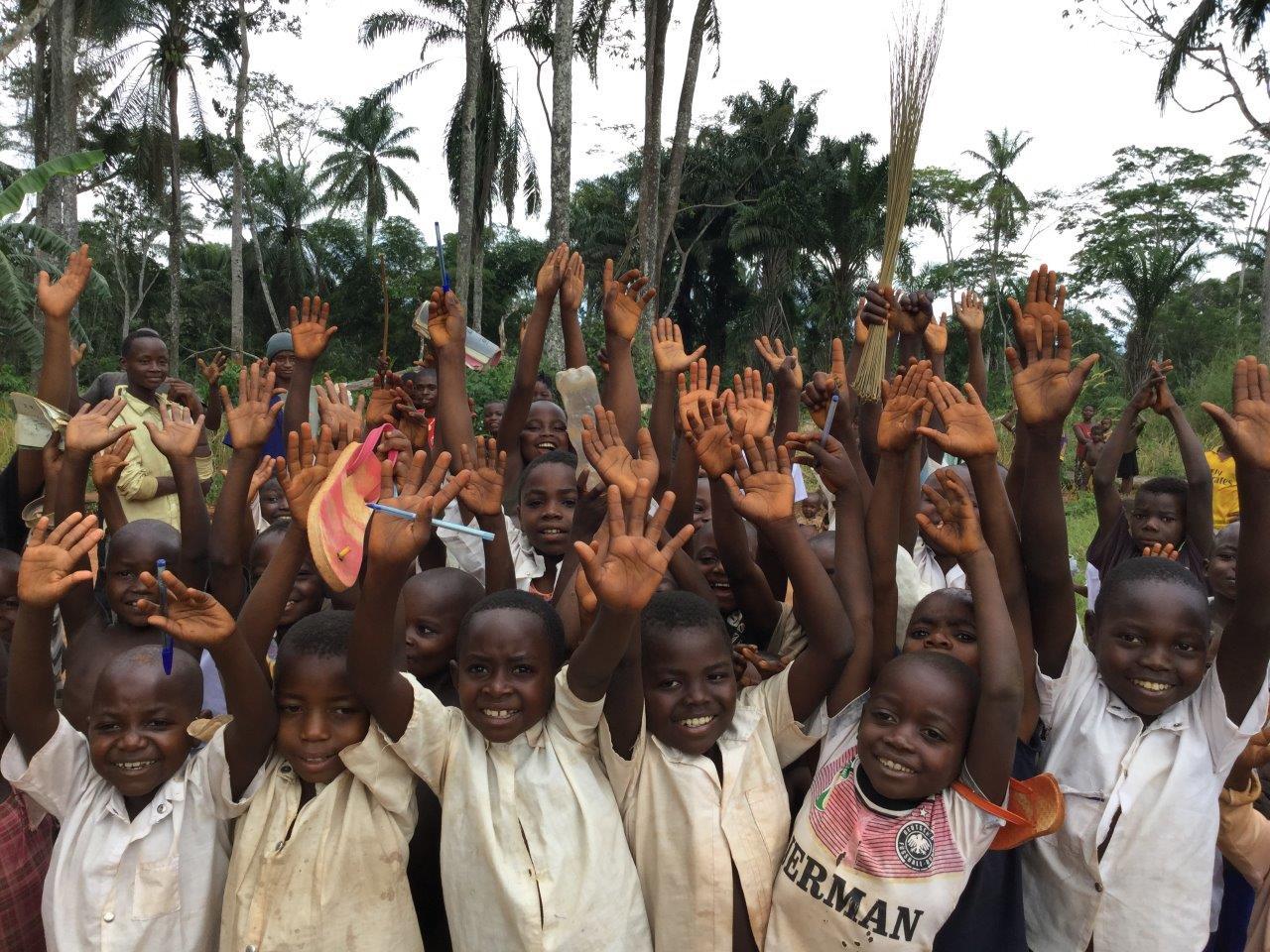 Proyecto: Una casa para sacerdotes en República del Congo