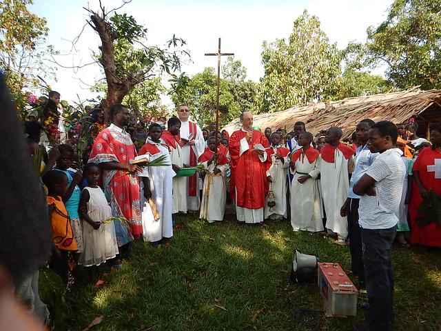 Se registran nuevos ataques en iglesias en el Congo