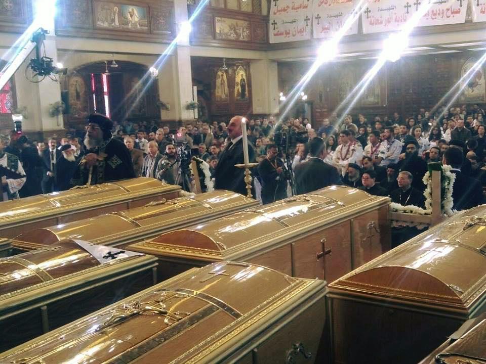 Obispo copto-católico pide rezar por las víctimas de Egipto