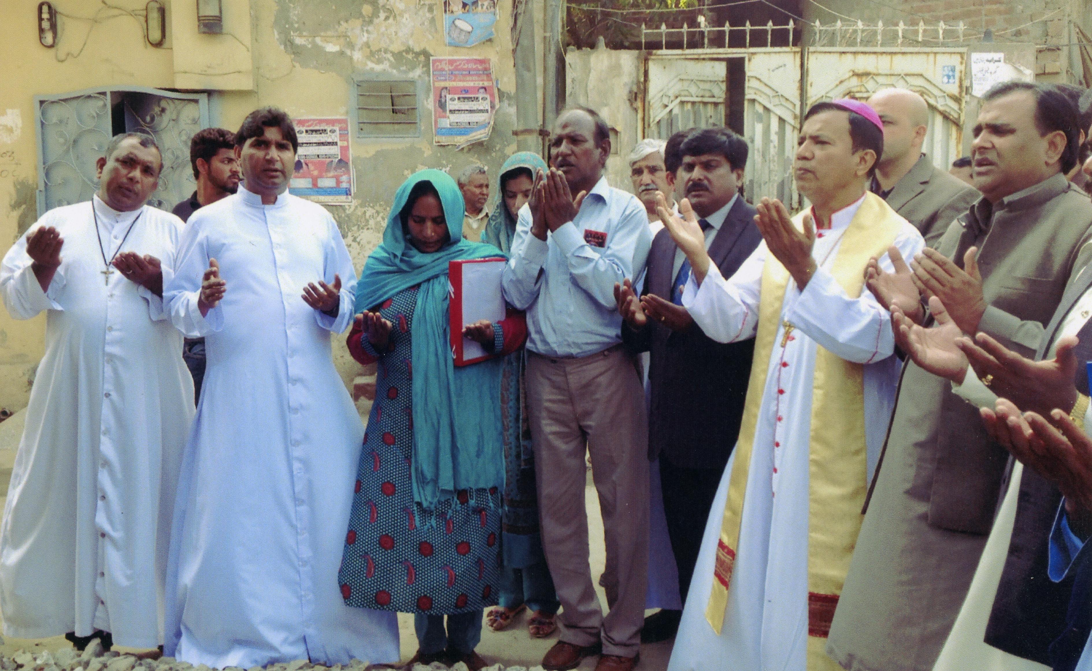 Proyecto: Ayuda a los heridos víctimas de atentado contra una iglesia en Pakistán