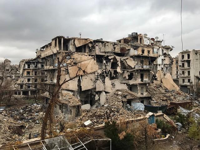 Los últimos ataques en Siria