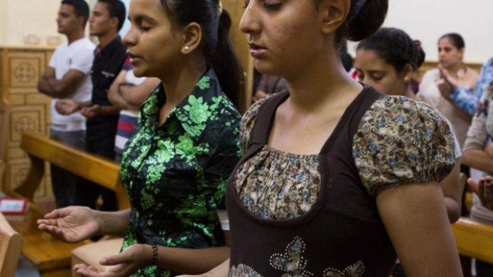 jovenes egipcios