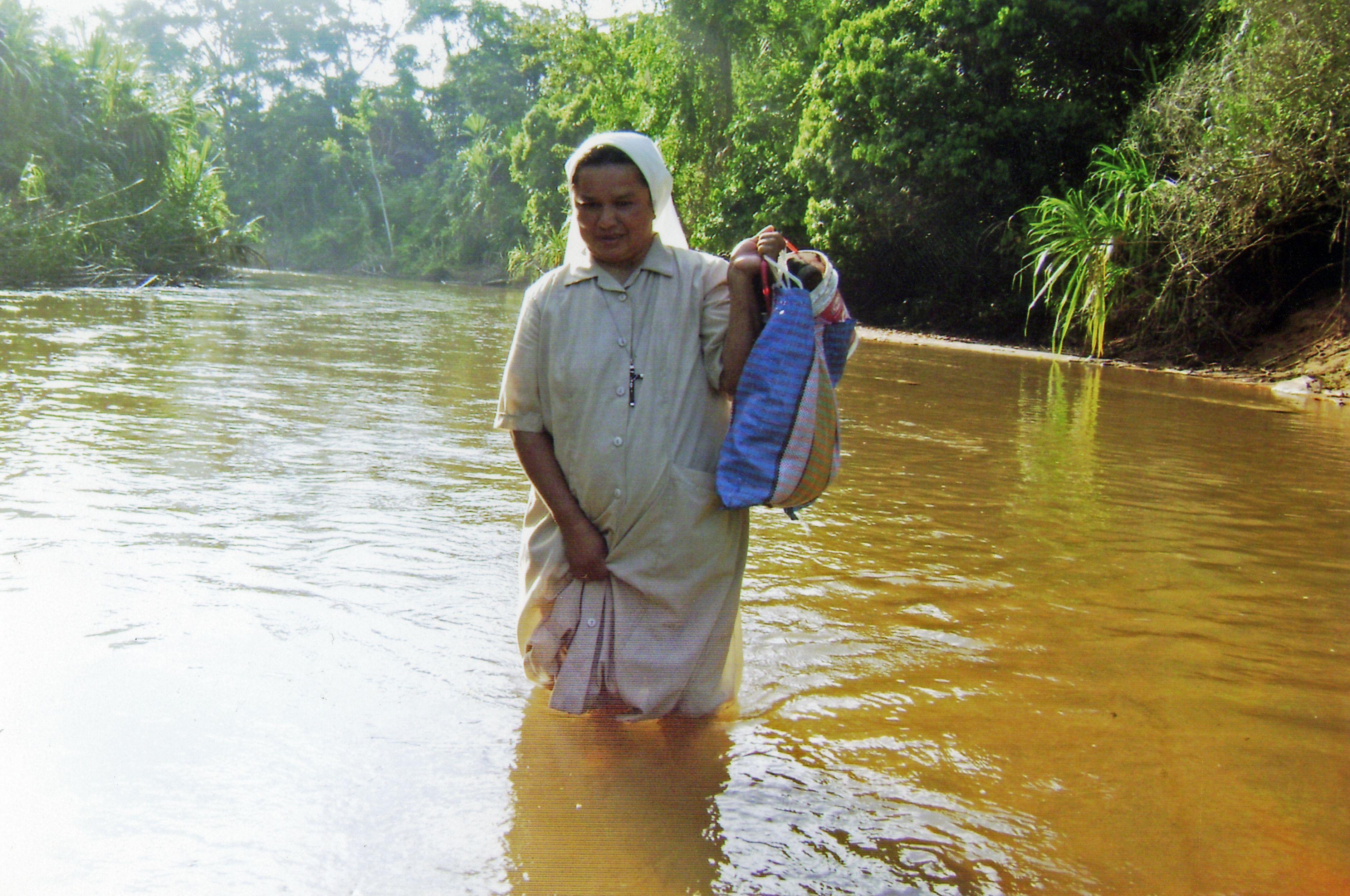 Proyecto: Fortalecimiento para actividades pastorales en Perú
