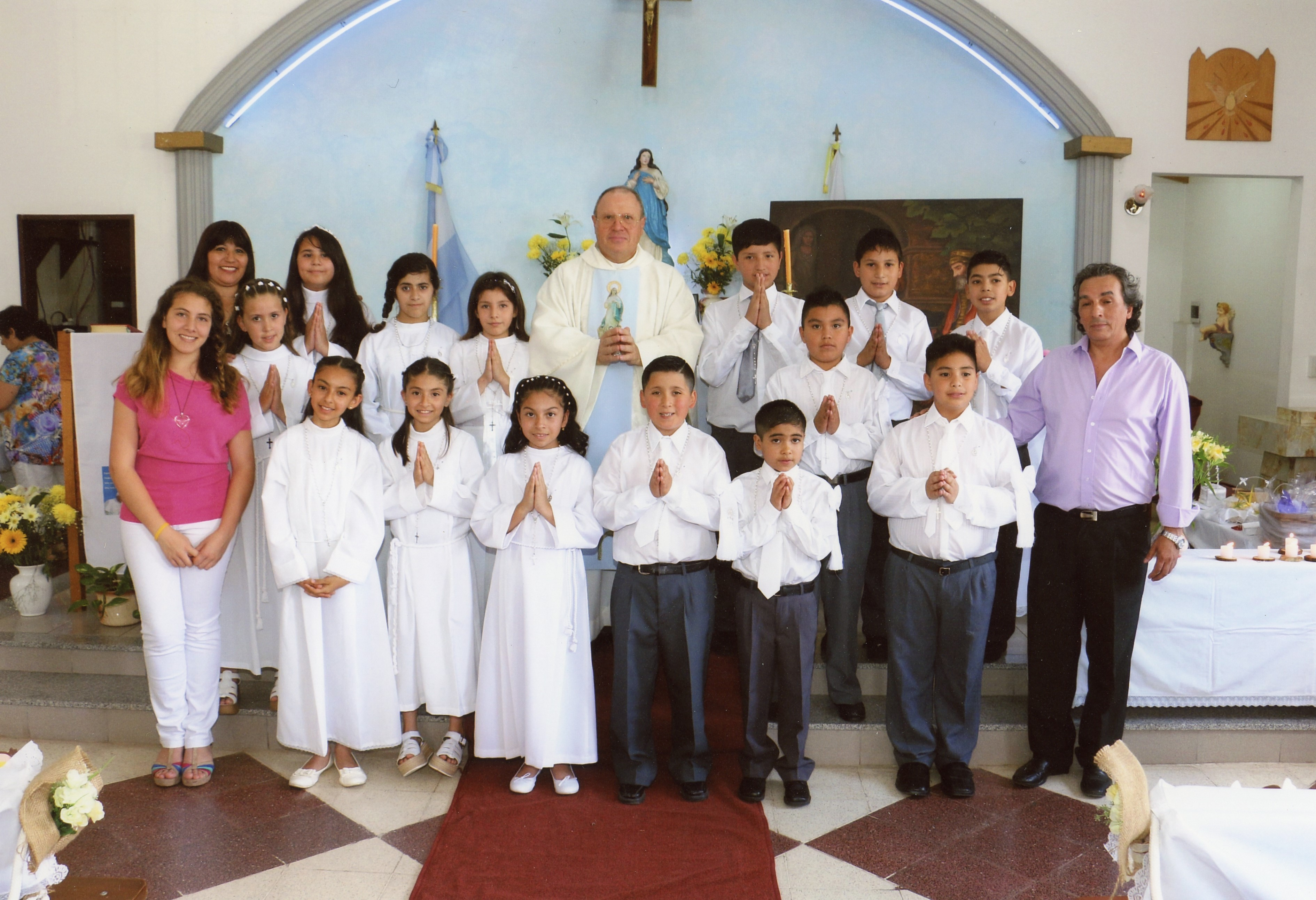 Proyecto: Una capilla para la parroquia de Cristo Obrero en Argentina