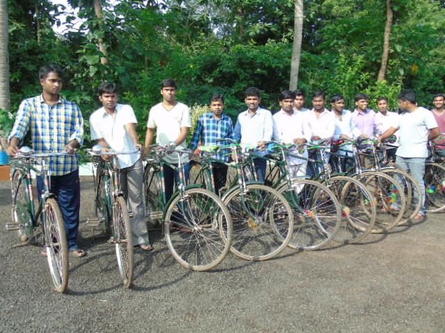 Proyecto: Bicicletas para 275 catequistas