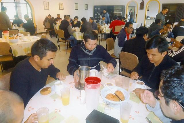 Proyecto:  Formación para seminaristas ecuatorianos