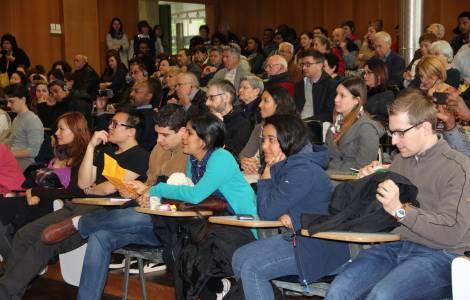 Llevan a cabo encuentro para cambio de perspectiva de migración