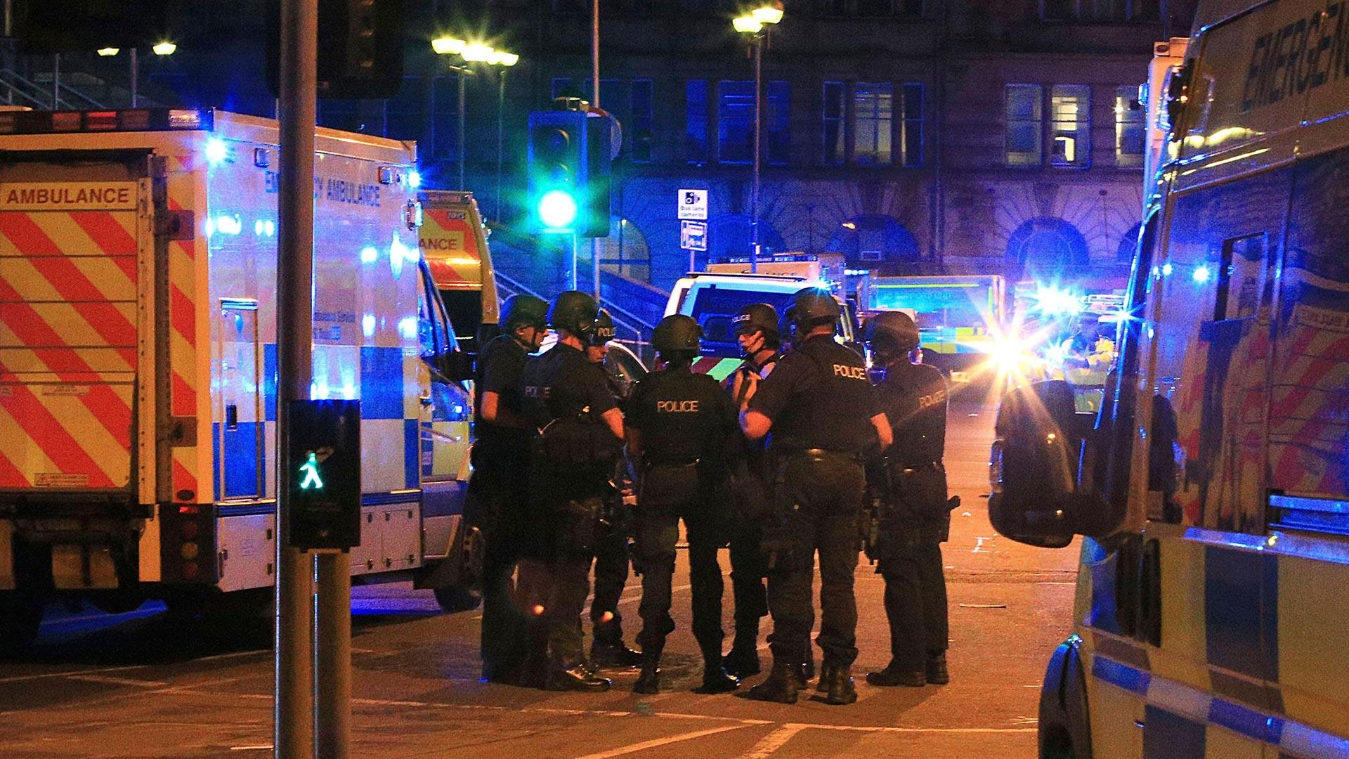 El Papa condena atentado en Manchester