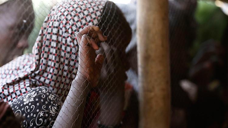Liberan a 82 niñas secuestradas por Boko Haram