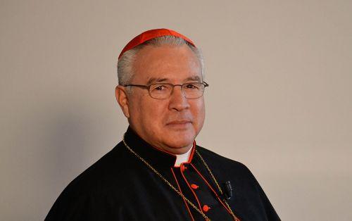 Pide Cardenal garantizar seguridad a la ciudadanía