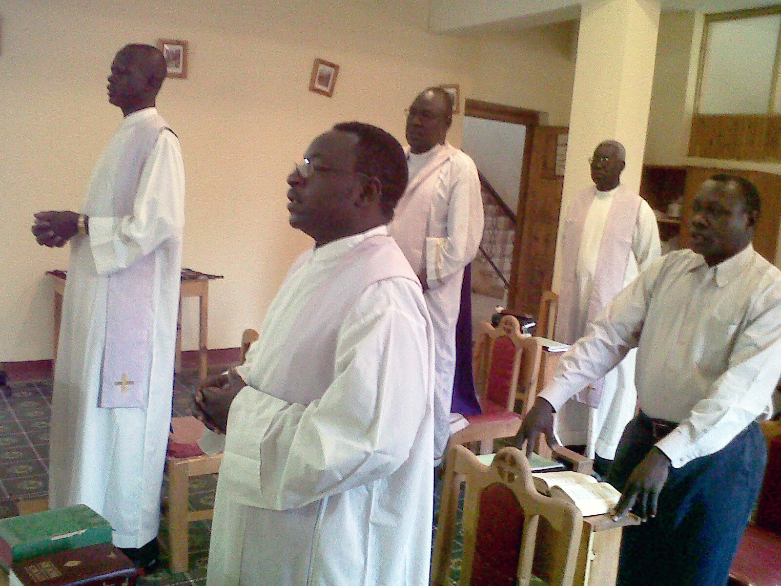 Proyecto: Un centro para la formación y el cuidado de sacerdotes en Sudán