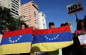 A través de la Jornada de Oración en Venezuela se pide el cese a la represión