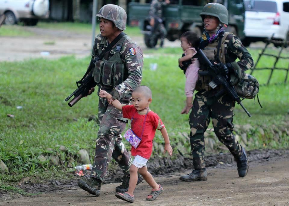 Musulmanes filipinos protegen a cristianos durante ataques terroristas