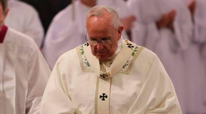 """La oración del Papa en el marco de """"Un minuto por la paz"""""""