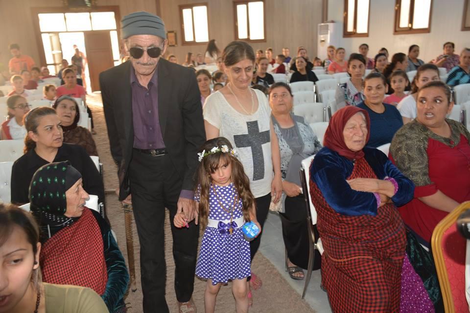 Cristiana a vuelto a casa, sacerdote narra los años de búsqueda y el día del milagroso regreso a casa