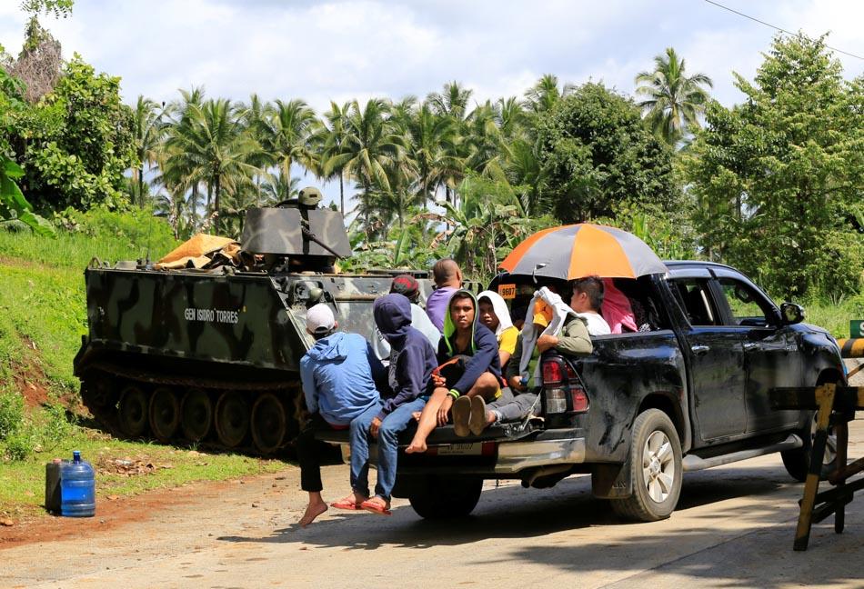 Piden oración por los secuestrados en Marawi, Filipinas