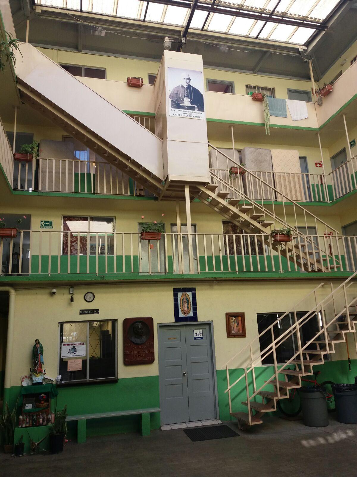 En Tijuana, la Casa del Migrante una opción de ayuda