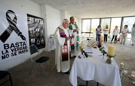 Ante la ola de asesinatos de periodistas, obispo pide apoyo y oración para los que ejercen ese oficio en México