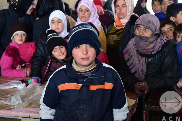 En el Día Mundial del Refugiado, ACNUR asegura que los desplazados forzosos alcanza cifra récord