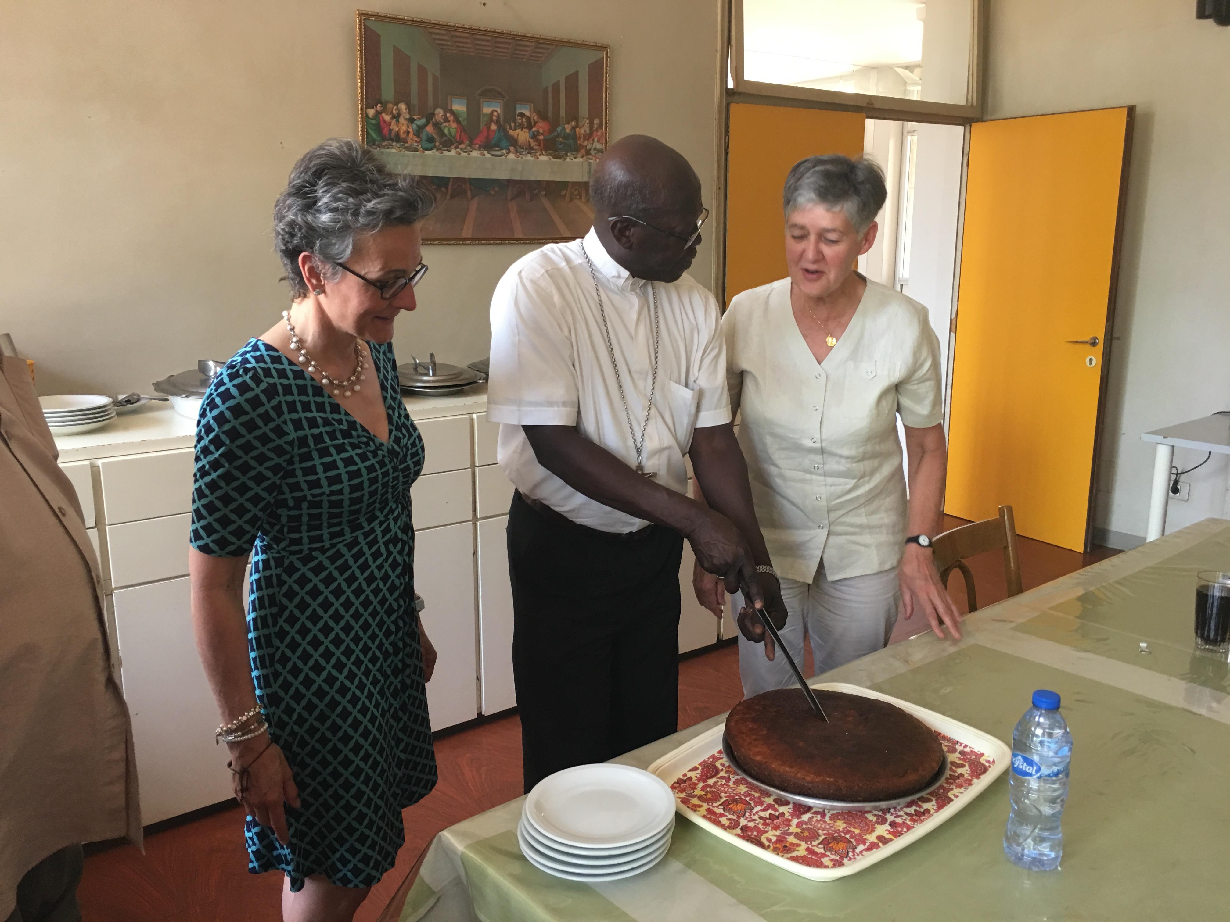 """""""Hemos de evangelizar la cultura"""": Arzobispo de Jartum, Sudán"""