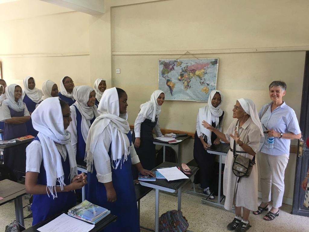 """""""Los cristianos en Sudán están orgullosos de serlo"""""""