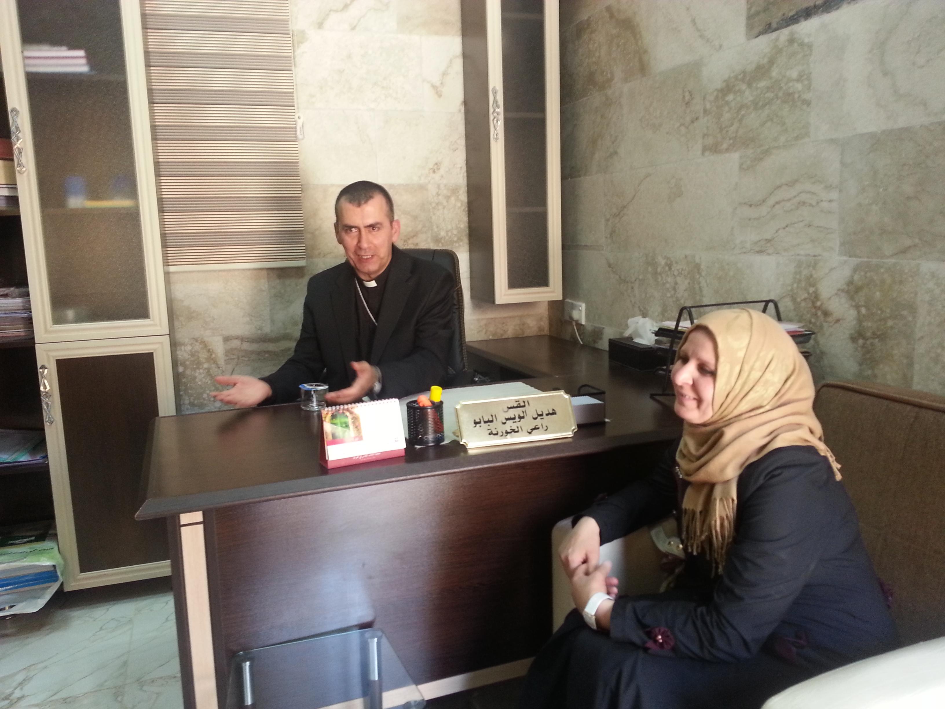 """""""Aunque la ciudad de Mosul haya sido liberada militarmente, todavía queda una batalla por librar"""""""