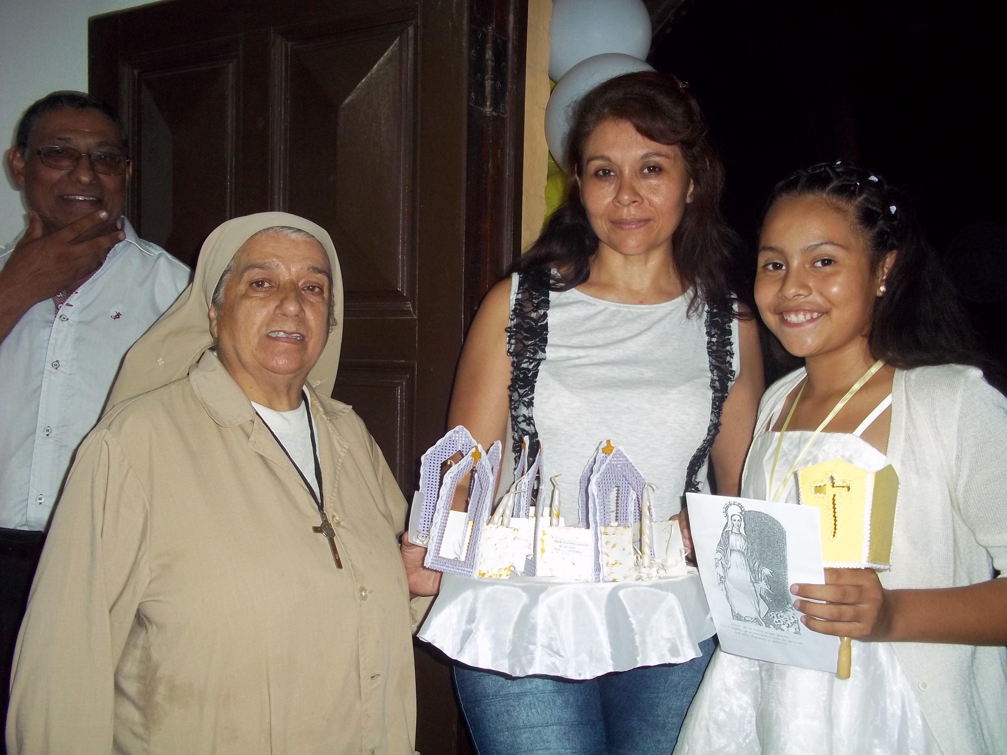 Proyecto: Sustento para 38 religiosas en Argentina