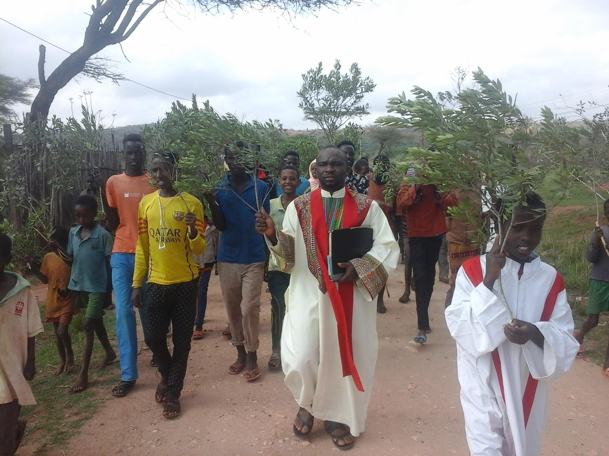 Proyecto: Apoyo a misioneros en Etiopía