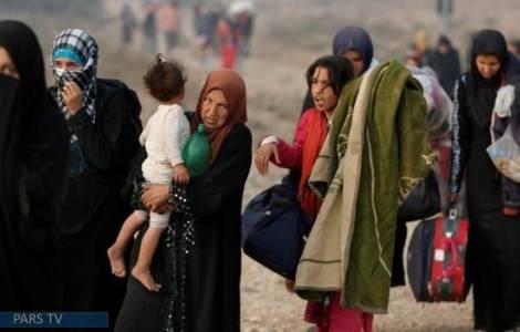 Buscan reinstalar a empleados en Mosul