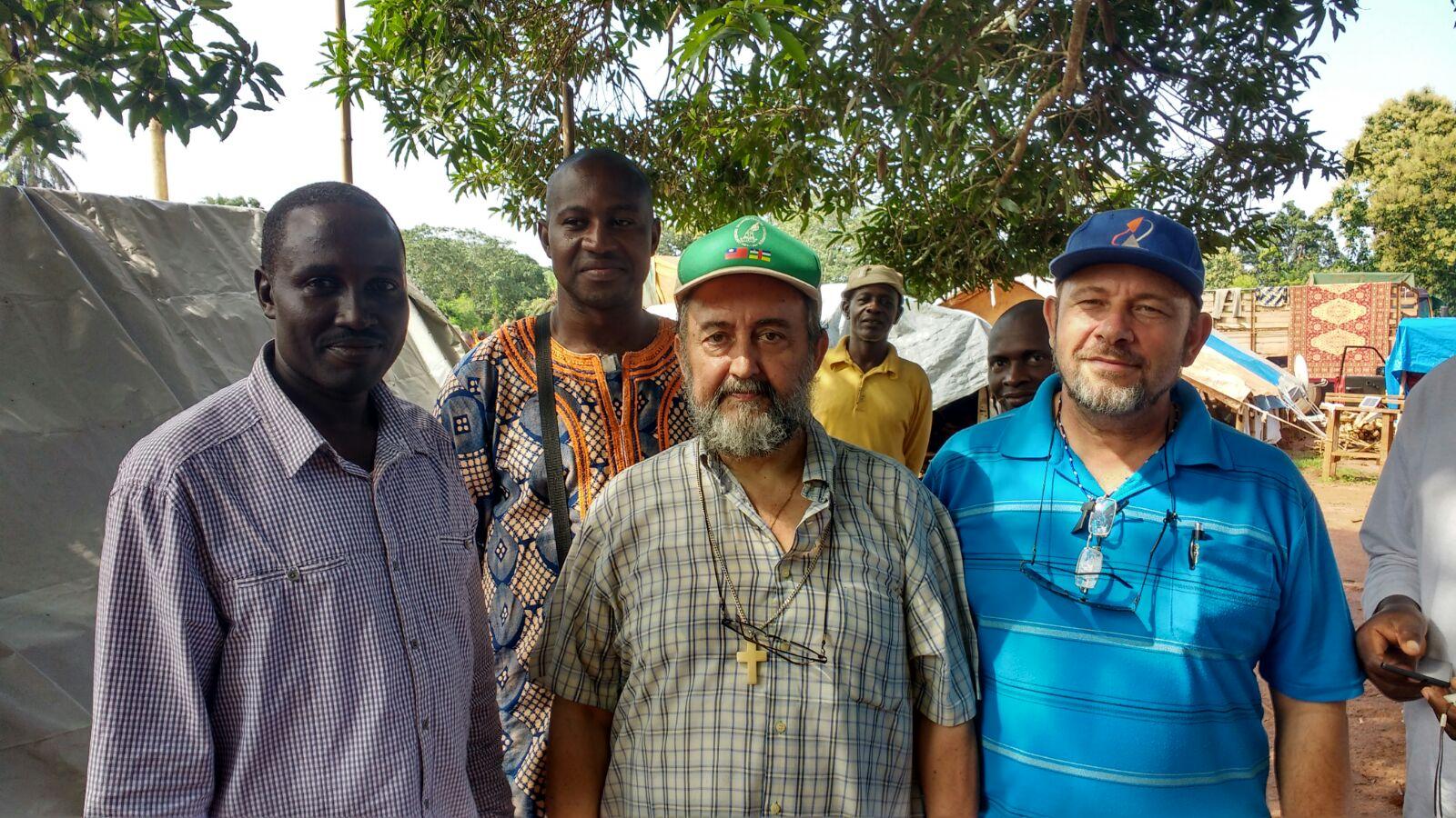 Obispo narra la situación en Bangassou, República Centroafricana, luego de un ataque islamista