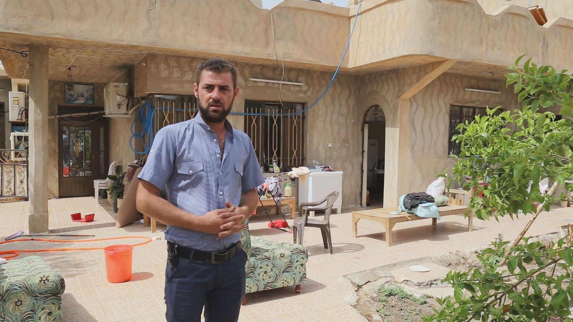 La reconstrucción de las primeras 17 casas destruidas por Daesh en Irak