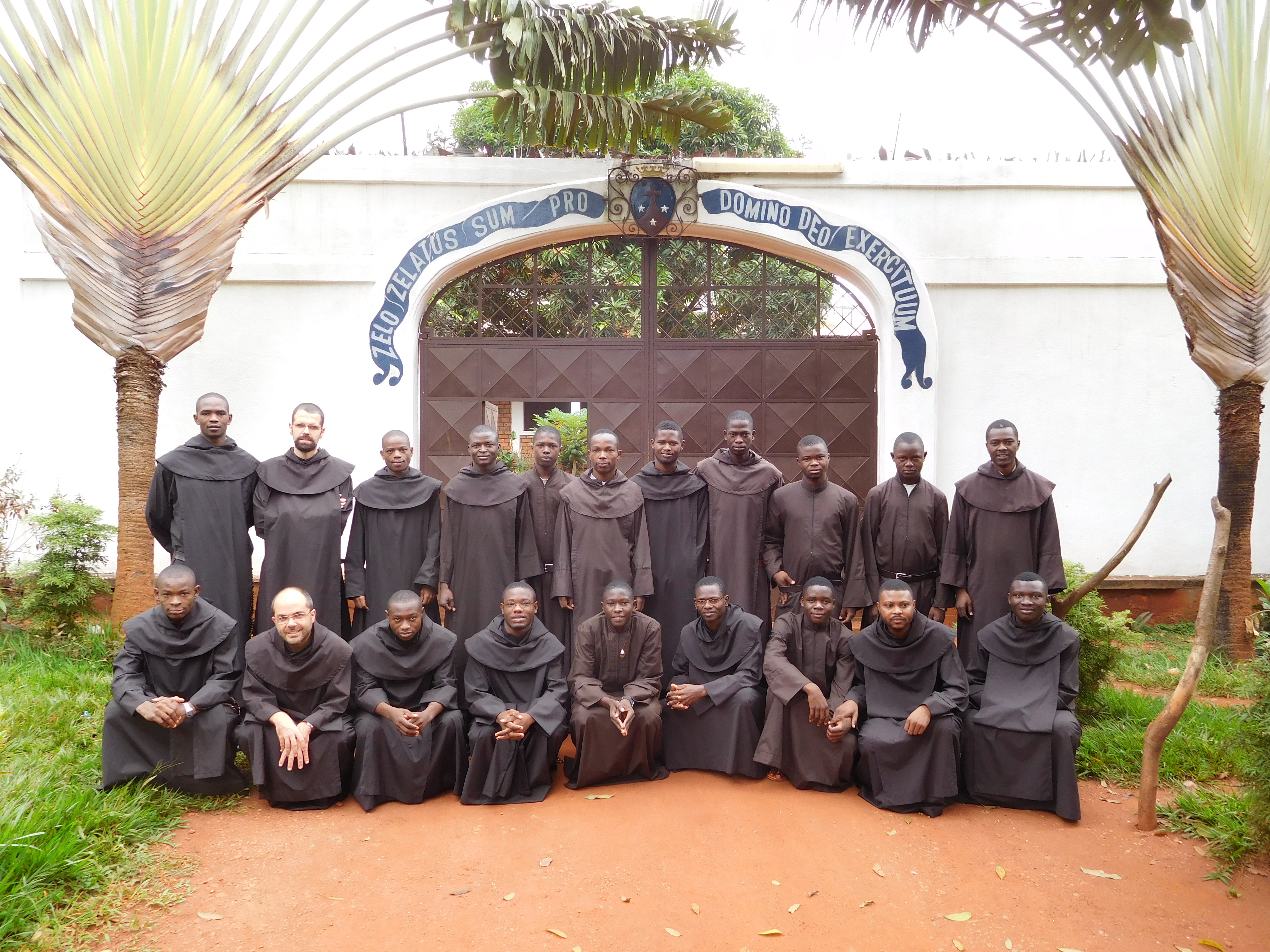 Proyecto de mes: Ayuda a 39 jóvenes carmelitas de República Centroafricana