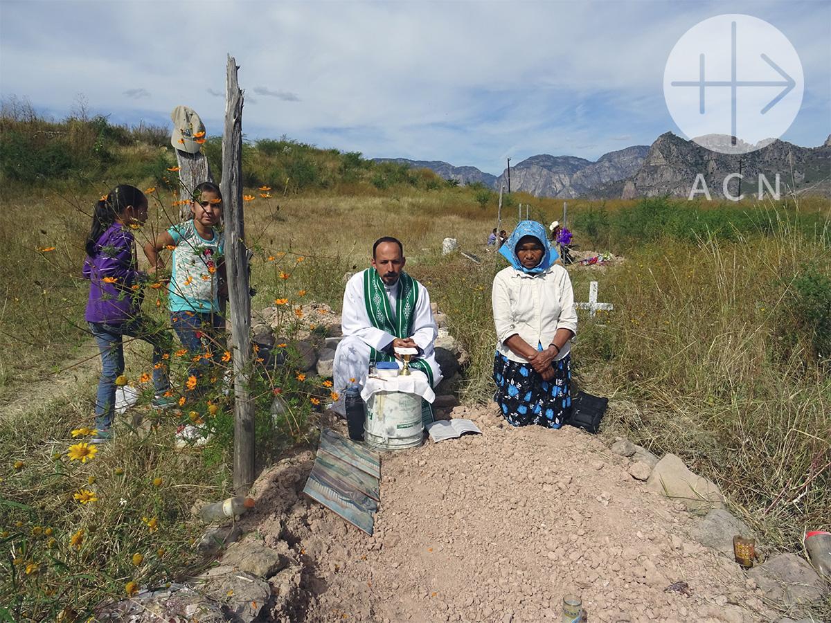 Proyecto de mes: Estipendios de Misas para sacerdotes que trabajan en zonas de extrema pobreza en México