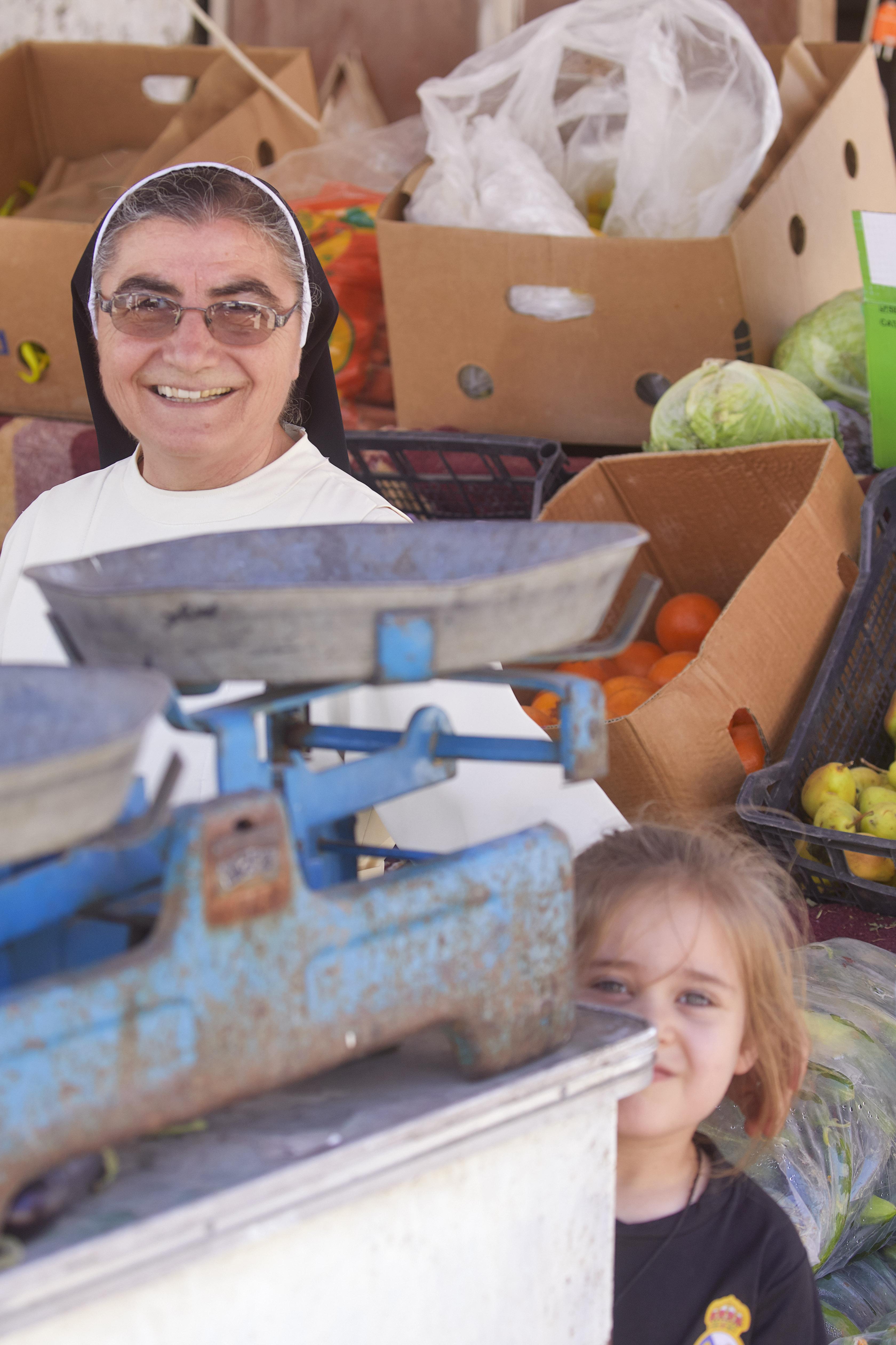 Irak: La Hna. Ilham ofrece a los niños un lugar seguro cerca de Mosul