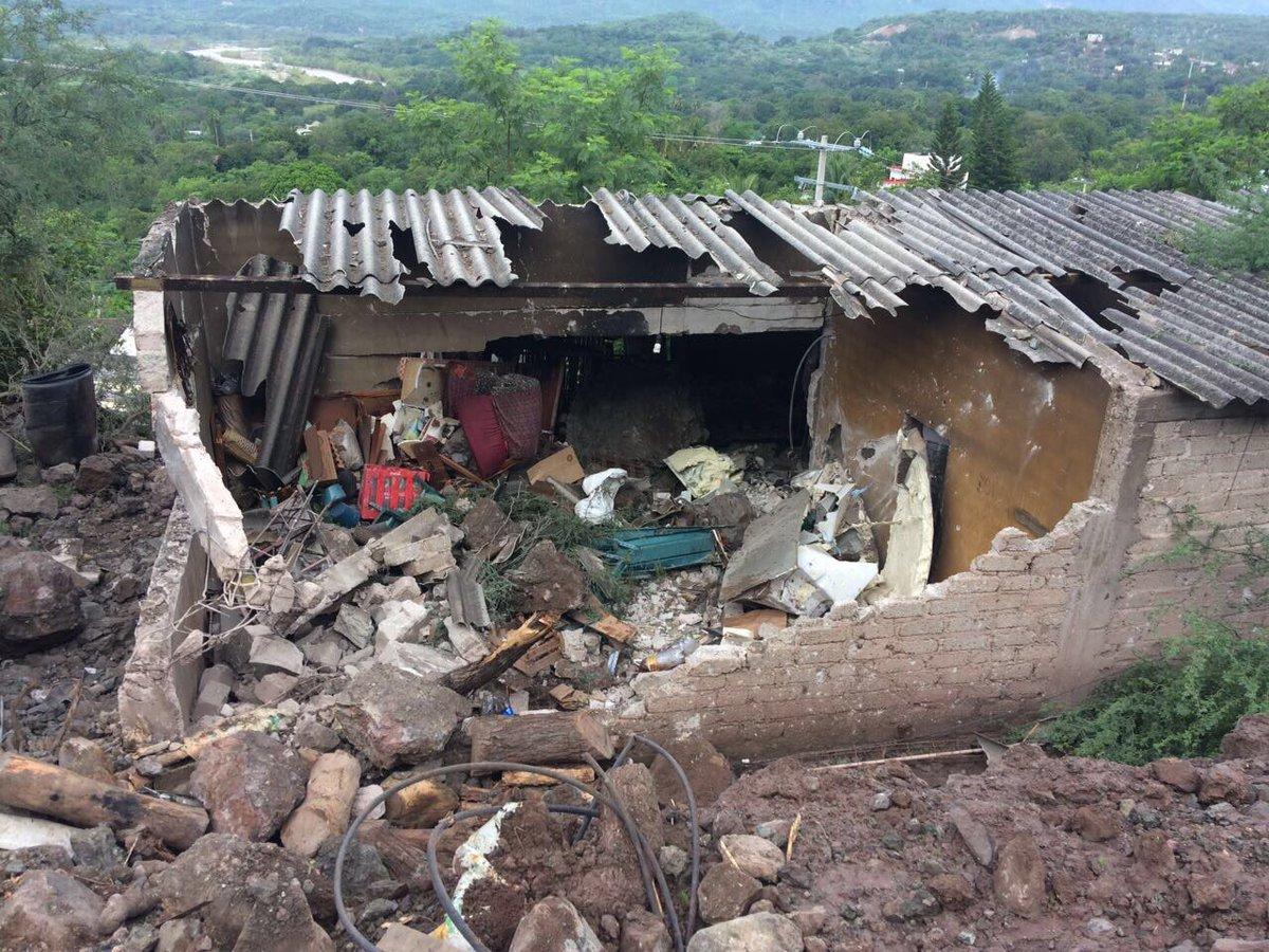 ACN-MÉXICO articula apoyos y da primera ayuda de emergencia para comunidades aisladas víctimas del sismo
