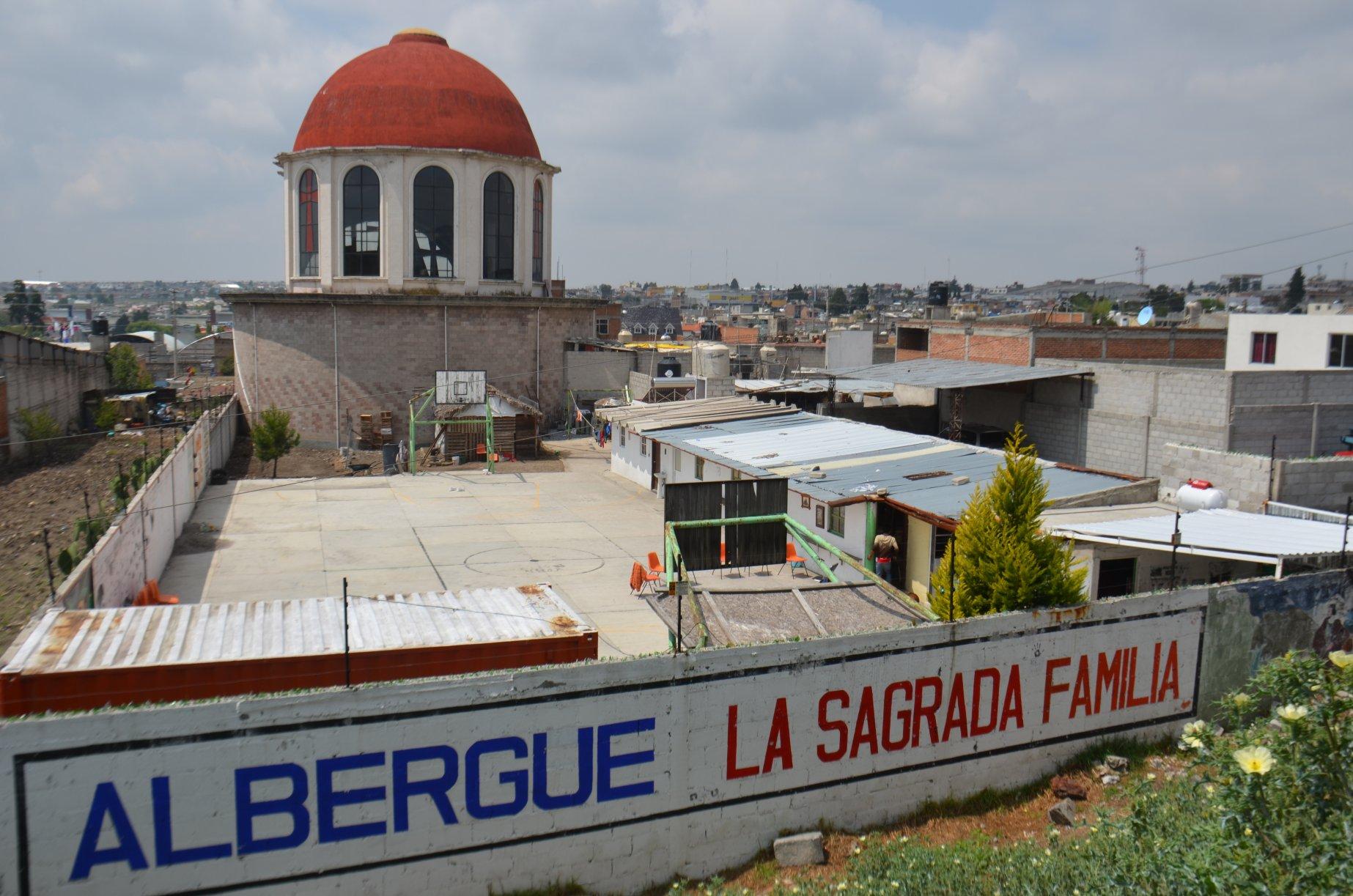 En Tlaxcala obispo reza obispo por migrantes muertos, pide respeto a la dignidad
